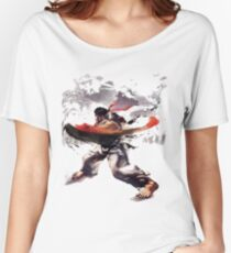 Street Fighter #2 - Ryu Women's Relaxed Fit T-Shirt