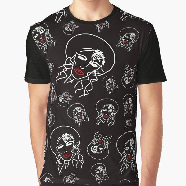 """""""Boy Faces"""" Graphic T-Shirt"""