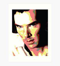 Benedict Cumberbatch Art Print