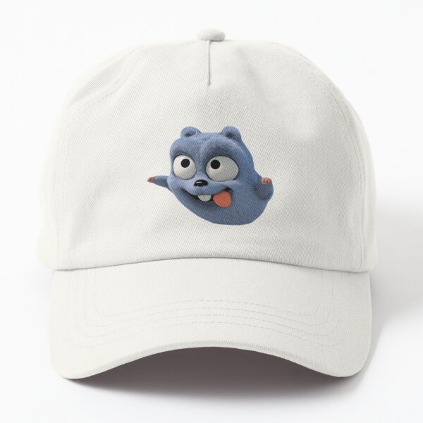 Grizzy and the Lemmings Flying Toddler Dad Hat