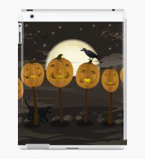 Court of Jack-o-lanterns iPad Case/Skin