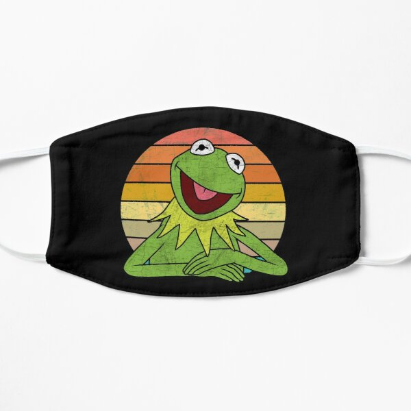 Kermit The Frog Flat Mask