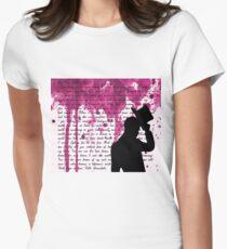 Tess, Tess, Tessa Womens Fitted T-Shirt