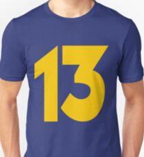 Vault 13 - Style 2 Unisex T-Shirt