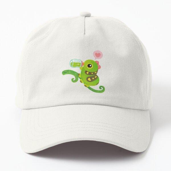 Leaf milk Dad Hat