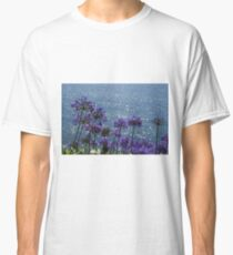 Agapanthus At St. Mawes Classic T-Shirt