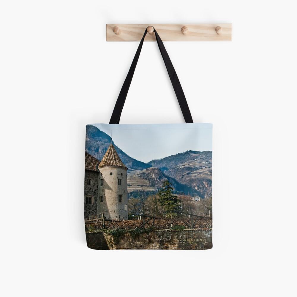 Schloss Maretsch (Castello Mareccio), Bolzano/Bozen, Italy Tote Bag