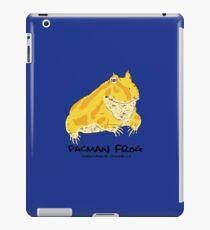 Pacman Frog iPad Case/Skin