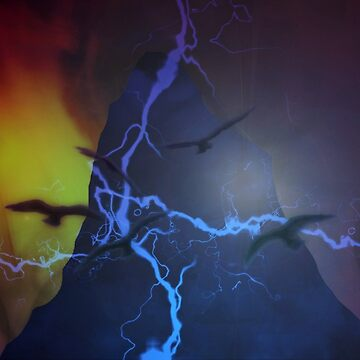 A Dream of Thunderbirds by trum