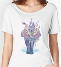 Spirit Animal - Elephant Women's Relaxed Fit T-Shirt