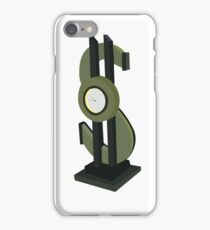 Time Is Money iPhone Case/Skin
