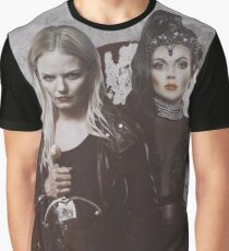 Swan Queen Graphic T-Shirt