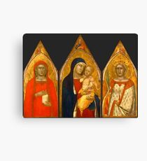 ICONS Canvas Print