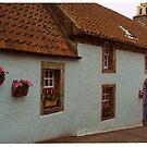 A street in Culross by biddumy
