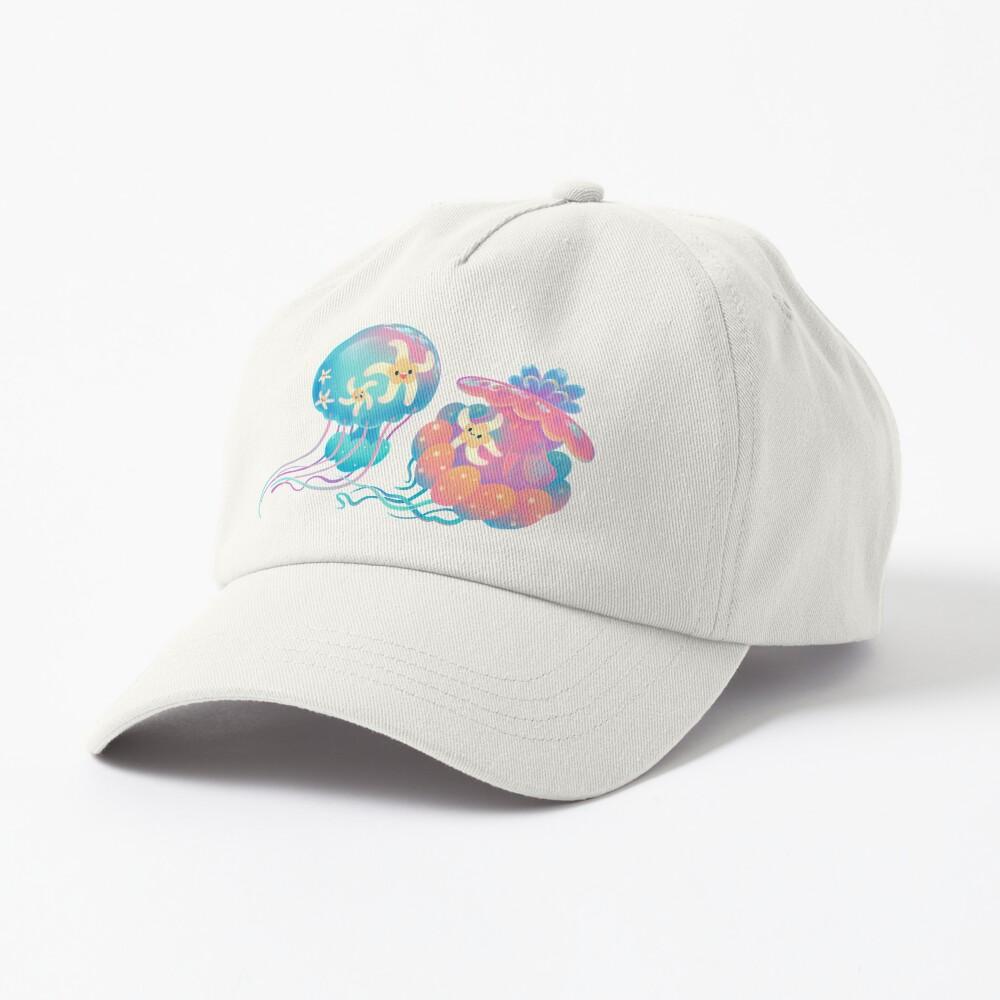 Jellyfish bus Cap