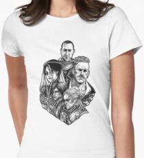 Witcher Wild Hunt Hearts of Stone T-Shirt