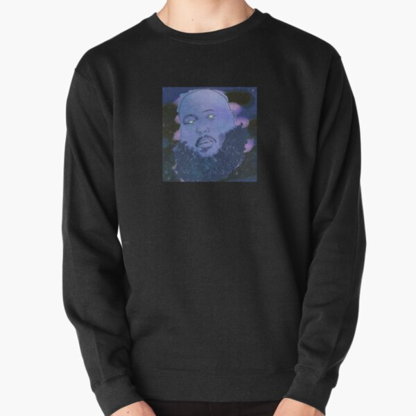 Action Bronson Galaxy Eyes Pullover Sweatshirt