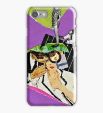 Torn Stocking iPhone Case/Skin