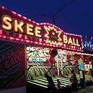 SKEEBALL by WonderlandGlass