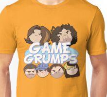 Game Grumps Logo & Grump Heads Unisex T-Shirt