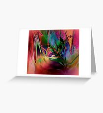 TREETOP SECLUSION Greeting Card