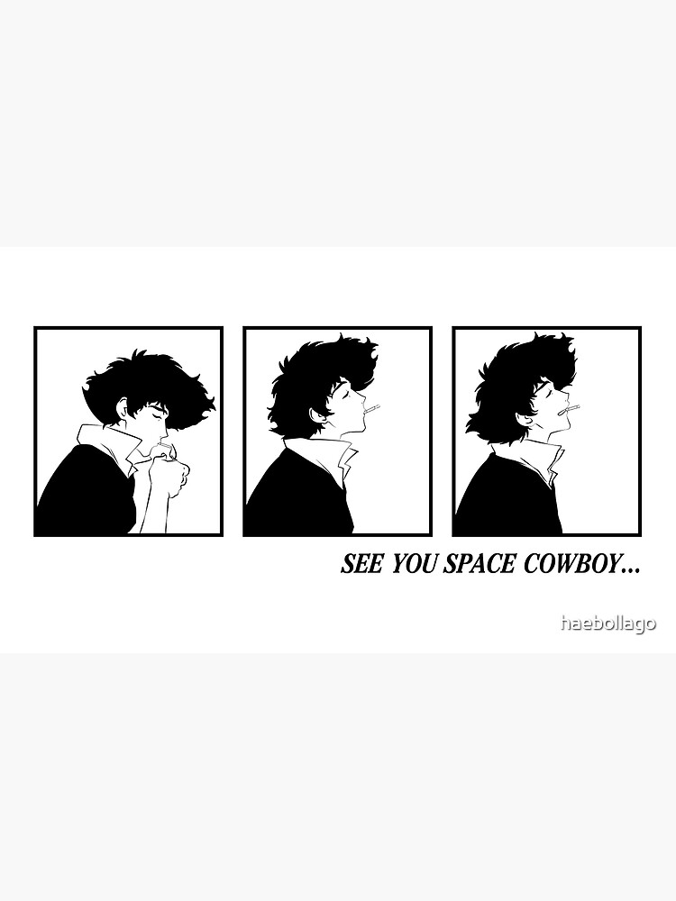 See You Space Cowboy by haebollago
