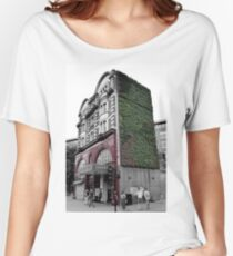Fading London - Elephant & Castle Women's Relaxed Fit T-Shirt