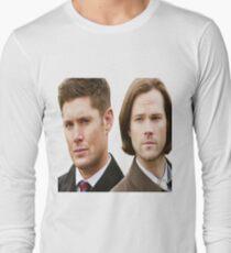 Supernatural - Sam and Dean Winchester Long Sleeve T-Shirt