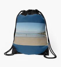 Beach Sublime Drawstring Bag