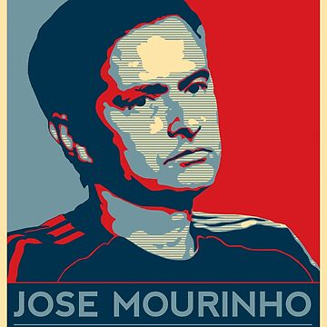 José Mourinho - The Special One Presidential Design by Mauro6