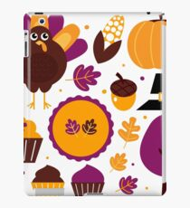 Thanksgiving 2016 Gift Edition for Kids  iPad Case/Skin