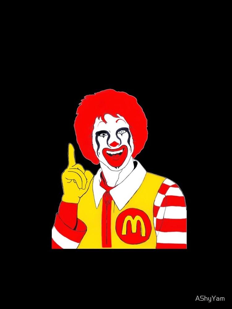 Ronald mc manson