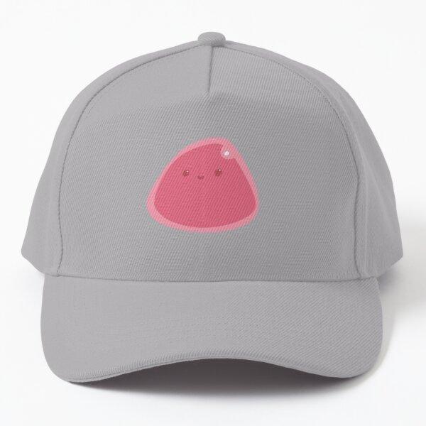Cute Pink Slime Baseball Cap