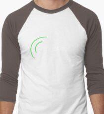 Friends don't let friends APEX EARLY (1) Men's Baseball ¾ T-Shirt