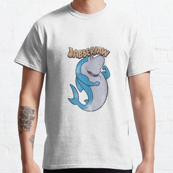 Jabberjaw Distressed  Classic T-Shirt