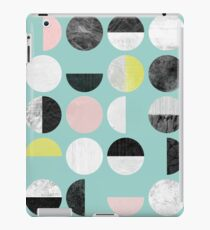 Half Circles iPad Case/Skin