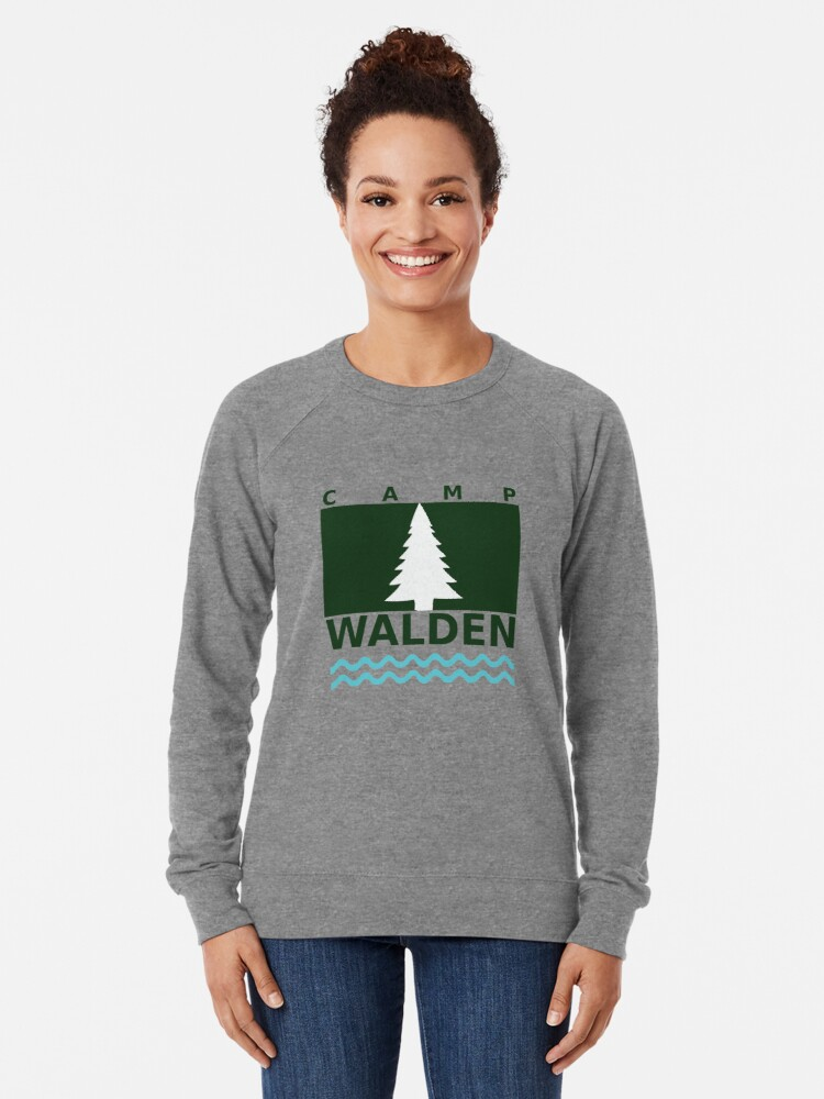 Vista alternativa de Sudadera ligera Camp Walden