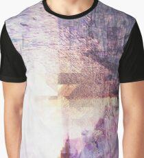 Abstract Lake Graphic T-Shirt