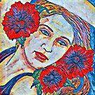 Poppy Impression by redqueenself