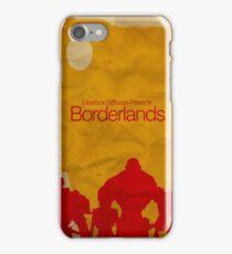 Minimalistic Borderlands Design iPhone Case/Skin