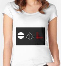 Gary Numan LPS Women's Fitted Scoop T-Shirt
