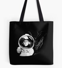 Ripley and the Beast Tote Bag