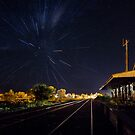 Coonamble Railway Station by David Haworth