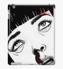 Mia Wallace a.k.a Uma Thurman iPad Case/Skin