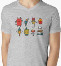 Retro robots T-Shirt