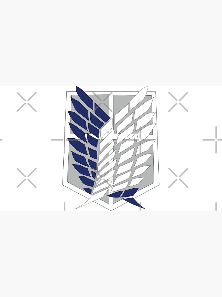 Attack on Titan: Wings Of Freedom Logo by gengns