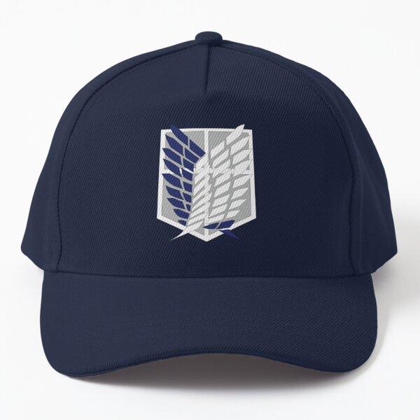 Attack on Titan: Wings Of Freedom Logo Baseball Cap