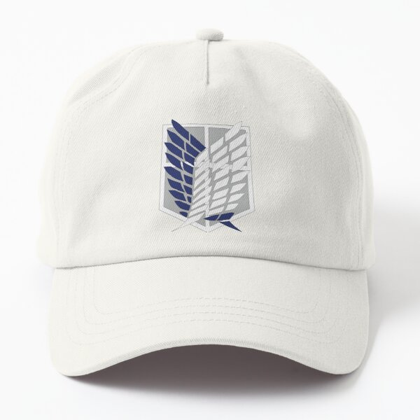 Attack on Titan: Wings Of Freedom Logo Dad Hat