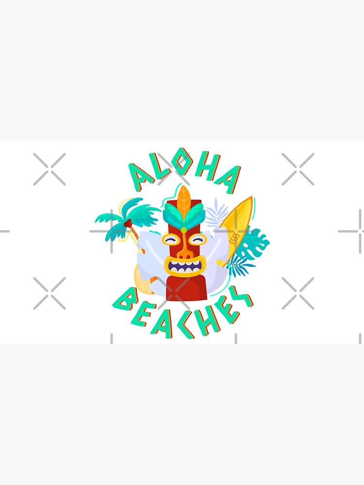Aloha Beaches by a-golden-spiral