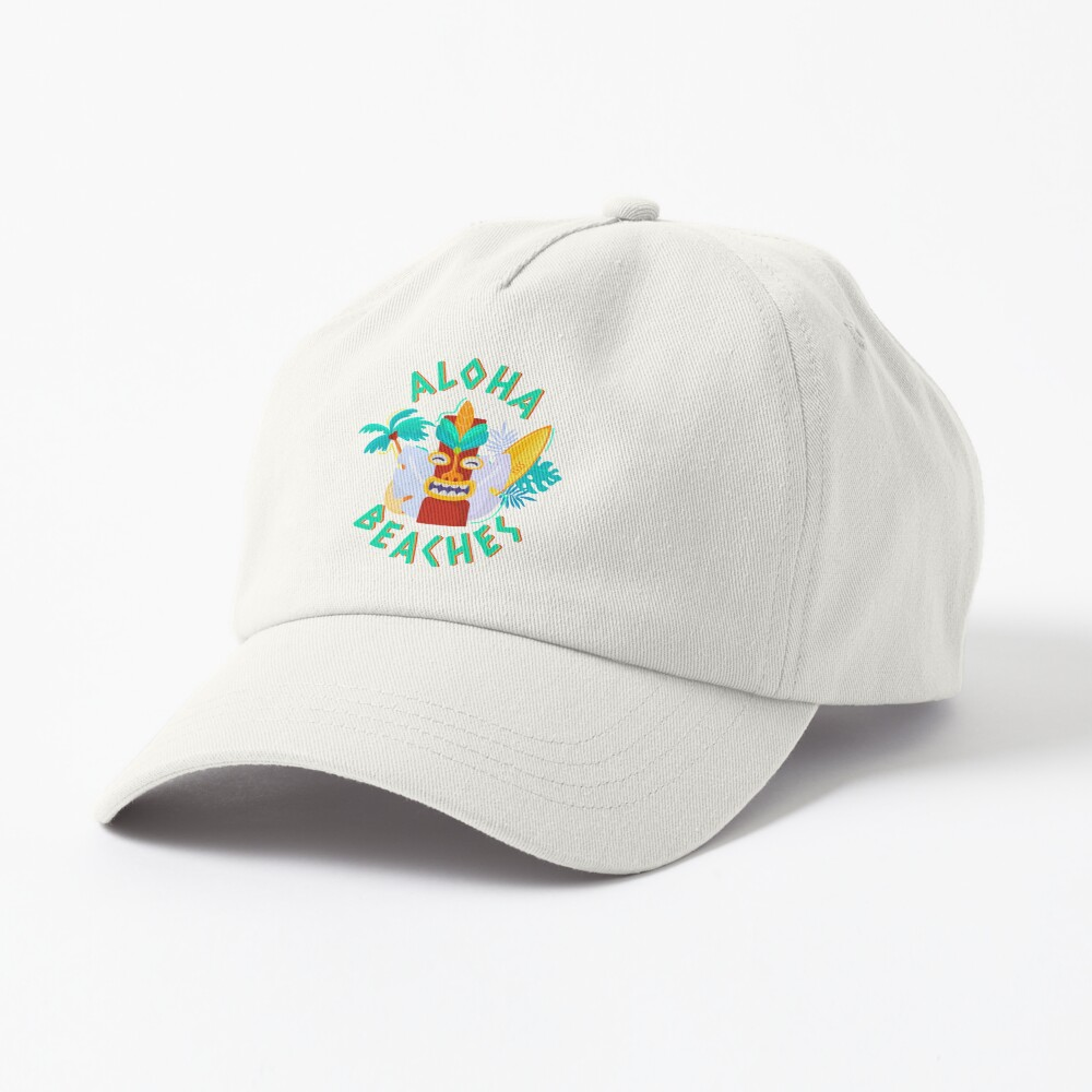 Aloha Beaches Cap